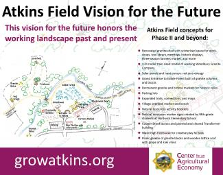 Atkins Field Vision for the Future