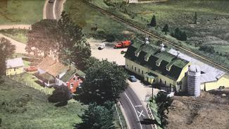 The Yellow Barn in Hardwick